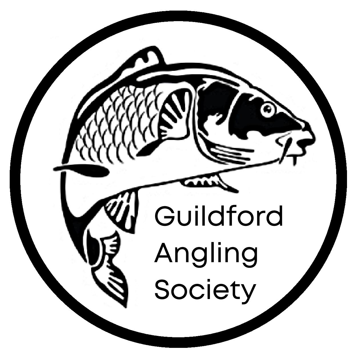 Guildford Angling Society Fishing Mini Logo