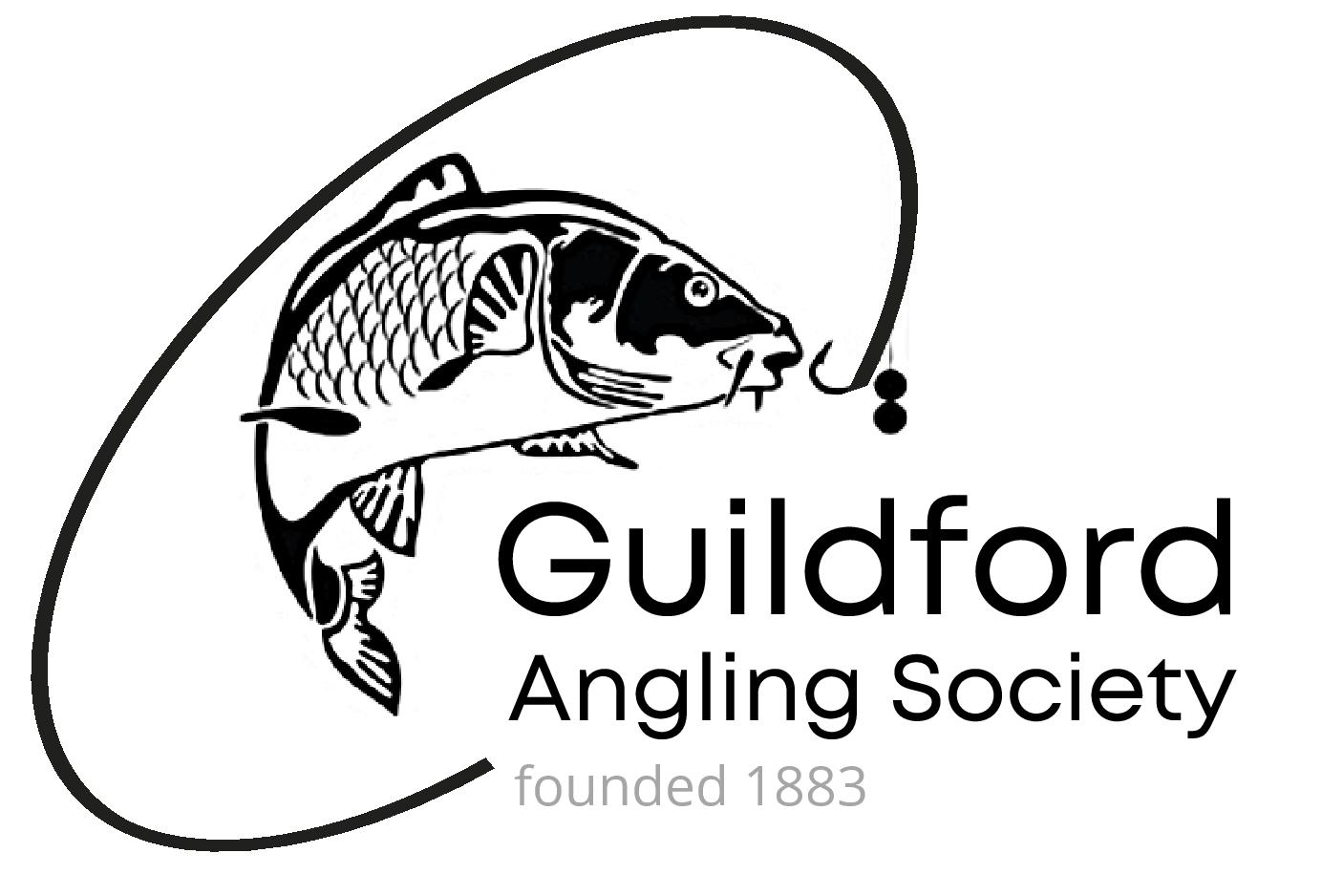 Guildford Angling Society Fishing Logo